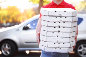 Insurance options for food delivery in Lafayette, LA