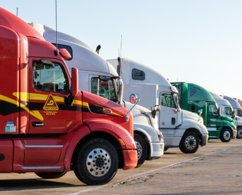 4 ways to keep truckers healthy on the road in Lafayette, LA
